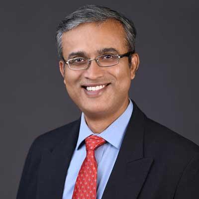 CEO Ravi Jayabalsundaram